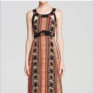"""Free People """"You Made My Day"""" Cutout Maxi Dress"""